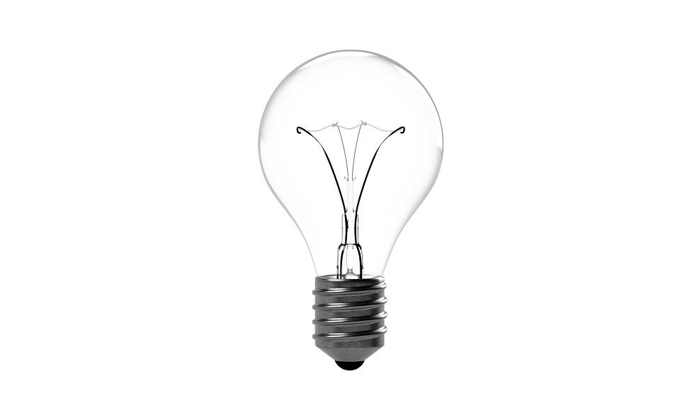 wolframová žárovka
